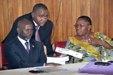 iPads for Ugandan MPs