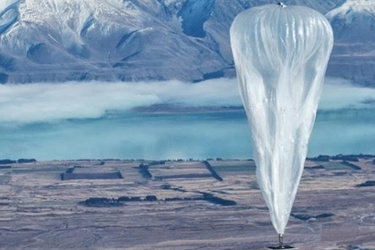 Loon and Telkom to test deployment of balloon-powered Internet next year