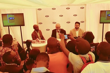 MTN Uganda, Fero Mobile launch an entry-level smartphone