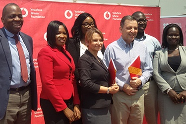 Vodafone Ghana, British Council scholarships for 100 girls