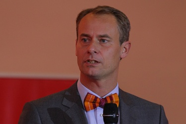 Group External Affairs Head of Vodafone, Joakim Reiter
