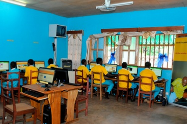 New digital world for René Graffin Institute in Cameroon