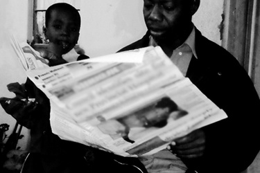 DRC print media, radio looks to digital