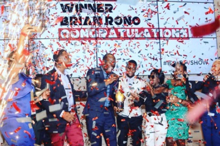 BLAZE BYOB TV show unveils season two winner