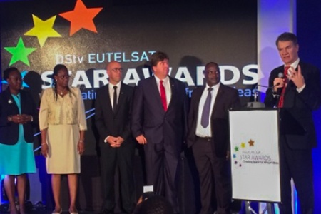 DStv Eutelsat Star Awards winners named