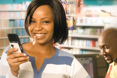 M-PESA customers get instant mobile banking