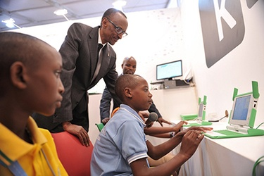 Rwanda ranked first globally in ICT promotion