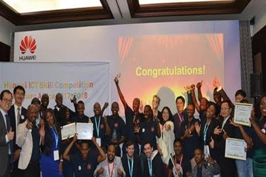 11 national winners to represent Kenya in Huawei's global ICT challenge