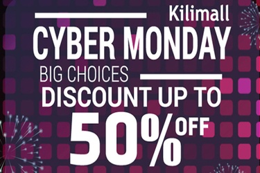 Kilimall Black Friday sale soars by 300%