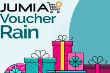 It's raining free vouchers on Jumia