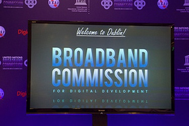 Broadband can solve global development gap