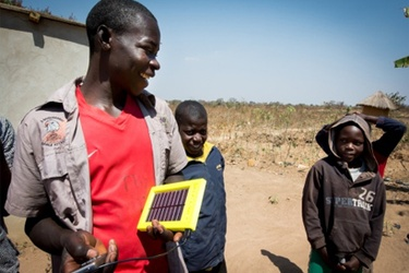 World Panel Zambia launches solar chargers