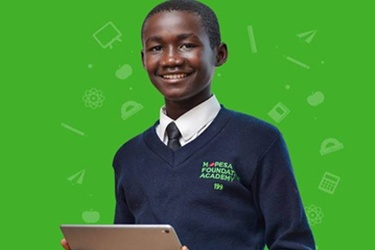 M-Pesa Foundation gives scholarships at state of the art secondary school