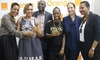 Award winner strikes deal with Orange Botswana