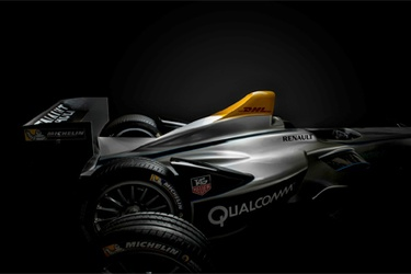 Qualcomm: Founding Technology Partner of FIA Formula-E Championship
