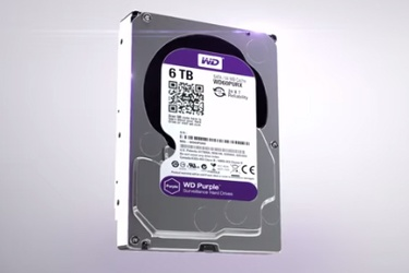 'WD purple surveillance drives tackle security challenges'