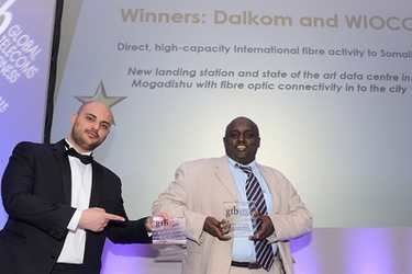 WIOCC, Dalkom Somalia win service innovation award
