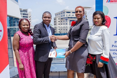 0ver 350,000 Ghanaians to benefit from Vodafone Ghana/GLICO partnership