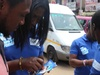 Tigo staff educate customers on new loyalty promotion