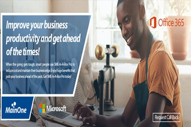 MainOne partners Signal Alliance to deliver Microsoft O365 for Nigerian Businesses