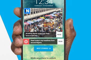 Lock screen content delivery platform launched in Nigeria