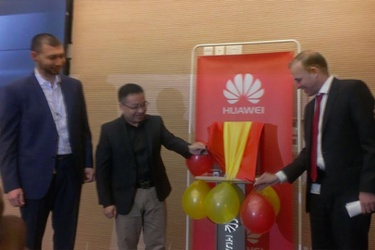 MTN Ghana, Huawei launch fastest Android Mate 9 smartphone