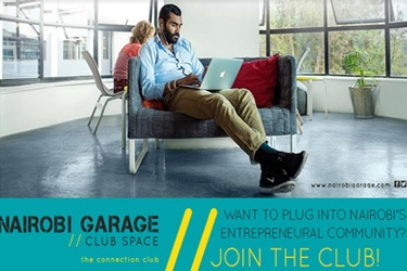 Nairobi Garage launches the Club Space and networking lounge