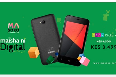 Safaricom targets feature phone users with Maisha Ni Digital campaign