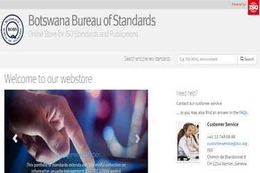 Standards body joins information highway