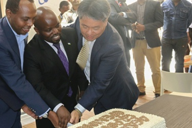 4G LTE Square inaugurated in Rwanda