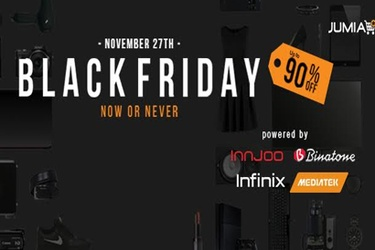 Jumia braces for mega 'black Friday'