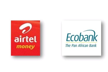 Airtel, Ecobank partner on mobile banking