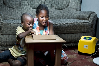 Powerful Y'ello Box brings electricity to Nigeria via mobile phones