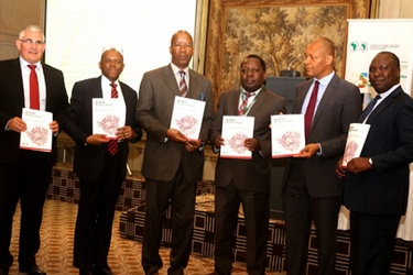 """Building a new Zimbabwe"", a flagship report launched by AfDB"
