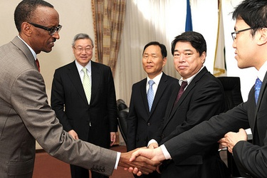 Rwanda, South Korea discuss closer ties