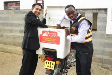 Company targets Kenyan employers with digital lunch scheme to boost staff productivity