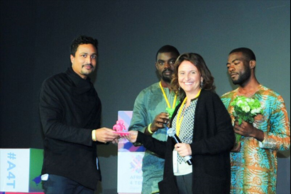 Ghanaian digital innovator makes waves at Africa 4 Tech innovation bootcamp