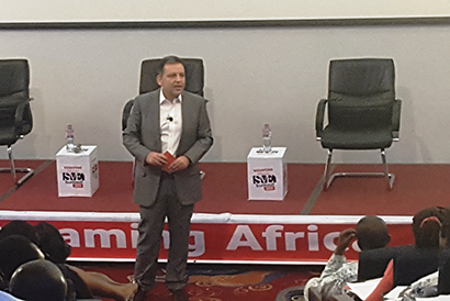 Vodafone Ghana CEO urges African SMEs to embrace technology as a key enabler