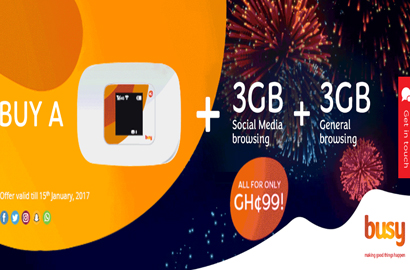 Busy 4G introduces New Year offer