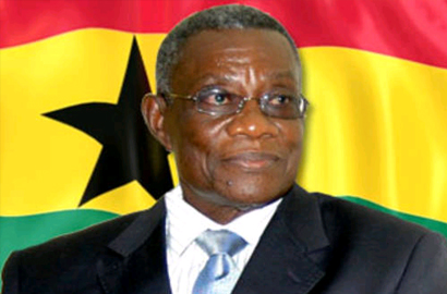 The late President John Atta Mills