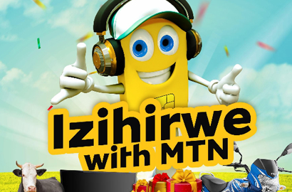 MTN launches 'Izihirwe na MTN' celebration to reward customer loyalty