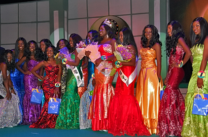 Tigo backs Miss ECOWAS Ghana 2012