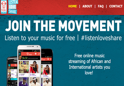 Mziiki takes free streaming music from Africa across the globe
