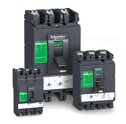Schneider Electric Launches Easypact Cvs Range Of Circuit
