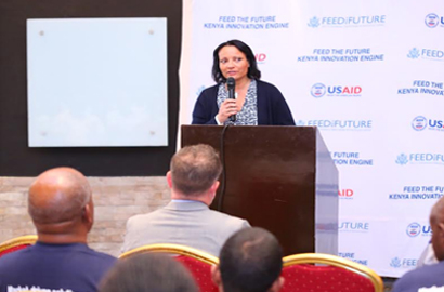 Tina Dooley-Jones, USAID Deputy Mission Director for Kenya and East Africa