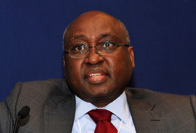 African Development Bank Group President, Donald Kaberuka