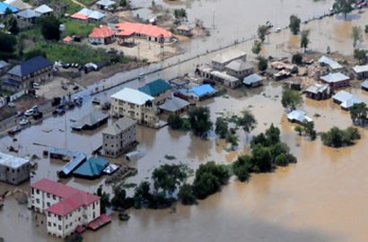 Flooding in Kogi state