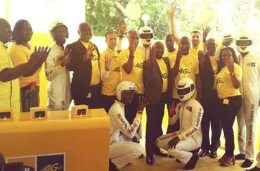 MTN Ghana goes live with 4G LTE in grand style