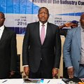 Felix Adeoye; Prof Umar Dambatta and Communications Technology Minister Adebayo Shittu