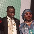 Mr. Etim Amana, Prof. Sola Aderounmu, Engineer Mrs Florence Seriki and Alhaji Ladi Ogunneye